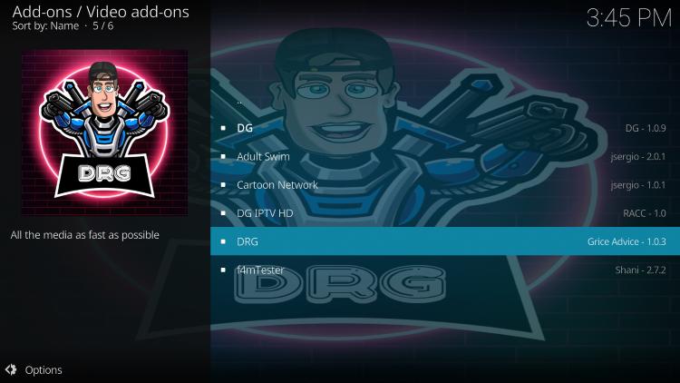 Select DRG