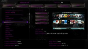 epix kodi build cman