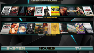 epix kodi build movies