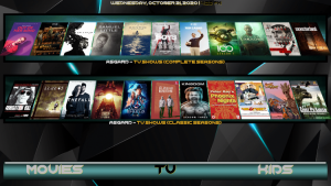 epix kodi build tv