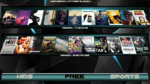 epix kodi build free