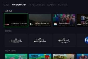 frndly tv categories
