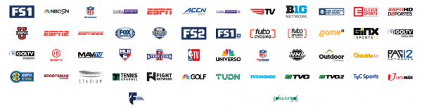 fubo sports channels