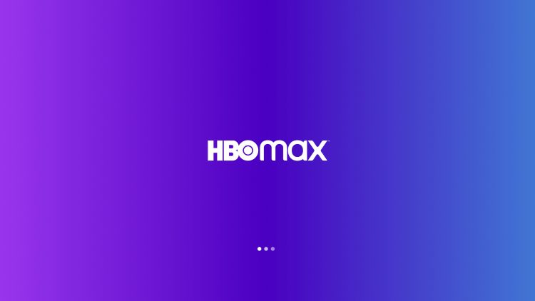 Launch HBO Max.