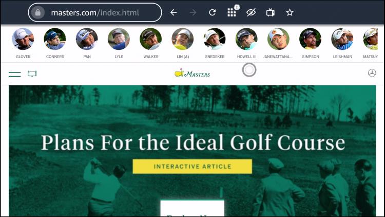 masters.com on silk