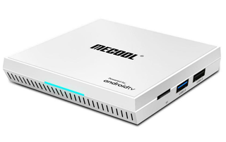 MECOOL KM9 Pro Honour Android TV Box