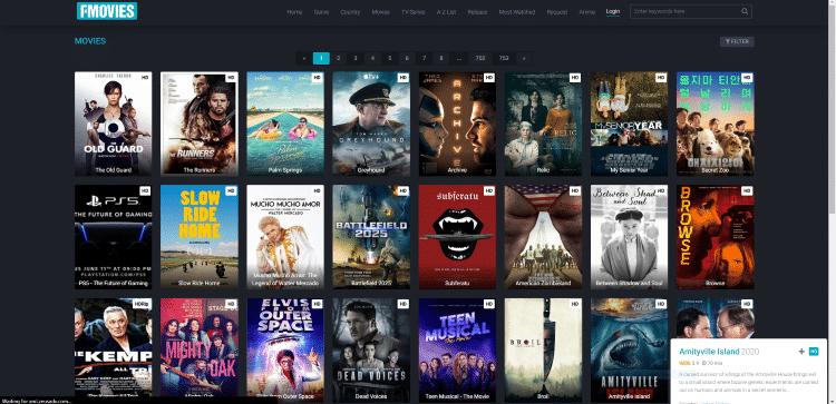 fmovies free movie websites
