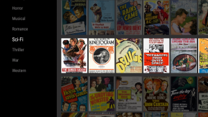 old movies app sci fi