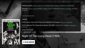 old movies app preview