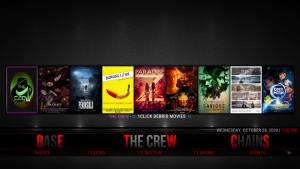 serene kodi build movies