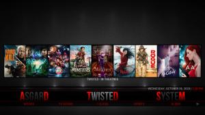 serene kodi build tv shows
