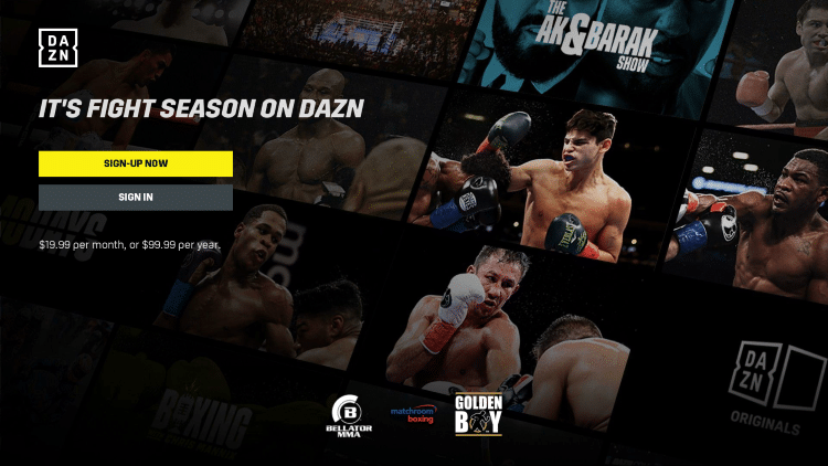 That's it! You have successfully installed the DAZN app on your Roku device.