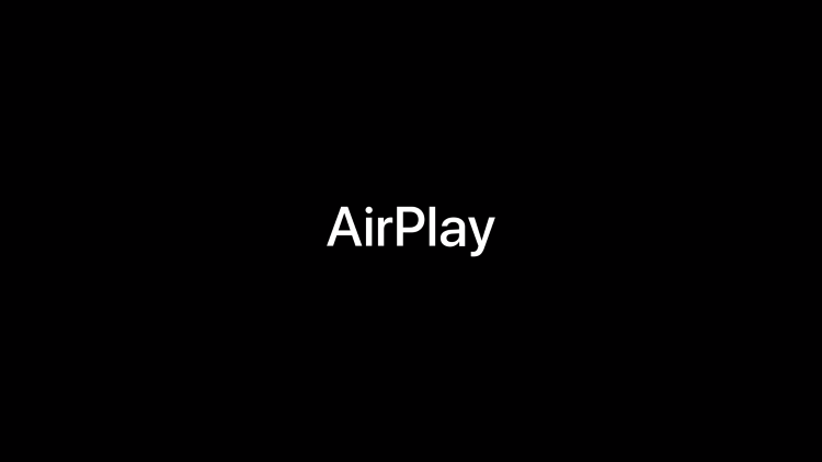 airplay message