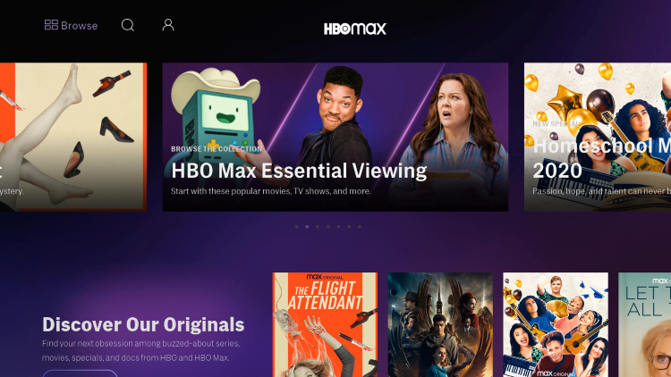 That's it! You have successfully installed the HBO Max channel on your Roku device.