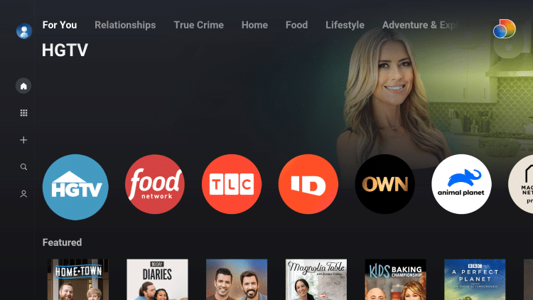 discovery plus networks