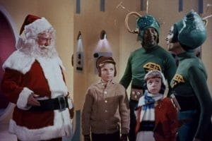 public domain movies Santa Claus Conquers the Martians