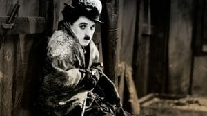 public domain movies the gold rush