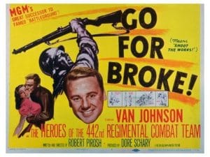 go for broke movie