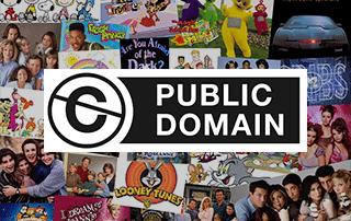 public domain tv shows