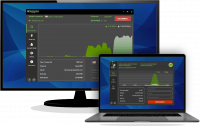 The most notable features of IPVanish VPN include its zero log policy, 256-bit encryption, blazing-fast download speeds, protocol options, and much more described in this ipvanish review below.