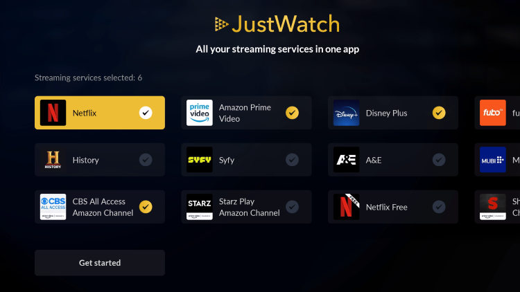 integrate streaming services