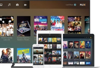 After installing Plex, you can access the stored content wherever you are via the streaming devices.