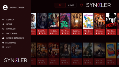 Syncler is a newer APK to the cord-cutting scene that serves up tons of Movies and TV Shows for buffer-free streaming.