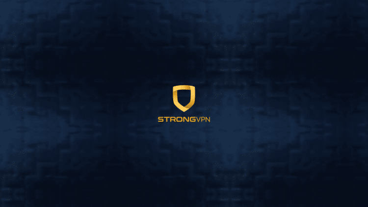 The StrongVPN application will launch.
