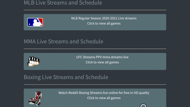 crackstreams free sports streaming sites