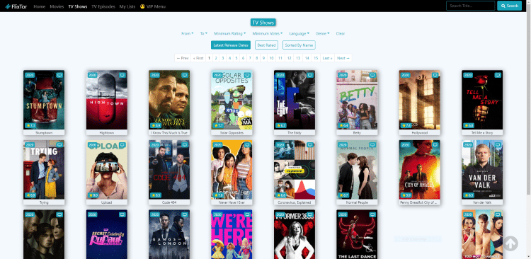 FlixTor is a highly visited website for streaming movies and tv shows online with millions of visitors every month.