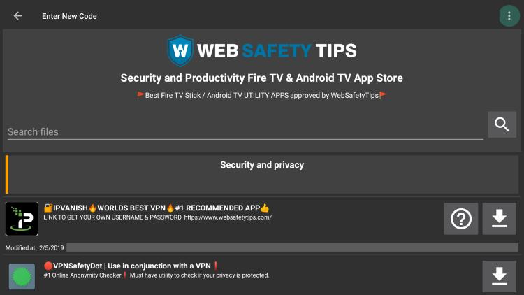 web safety tips filelinked