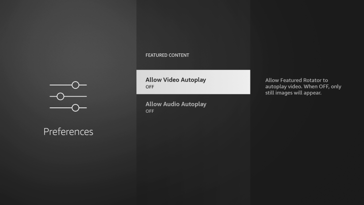 That's it! Adjusting these settings will help block ads on your Firestick/Fire TV.