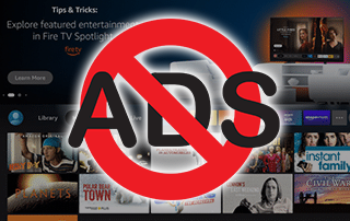 how to block ads on firestick