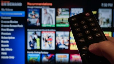 Not only will these legal IPTV services provide hundreds of live channels, but many also provide on-demand movies and TV series as well.