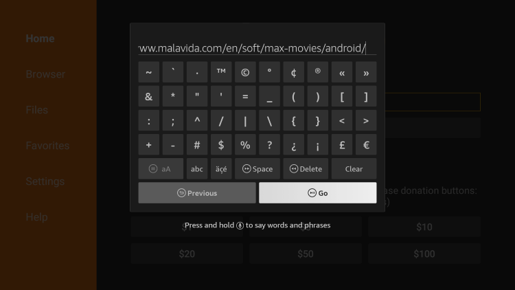 Thisis the official website of Max Movies APK