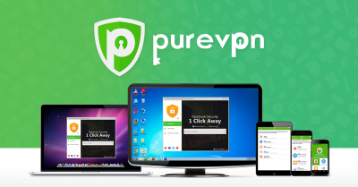 PureVPN has apps that are available on numerous devices