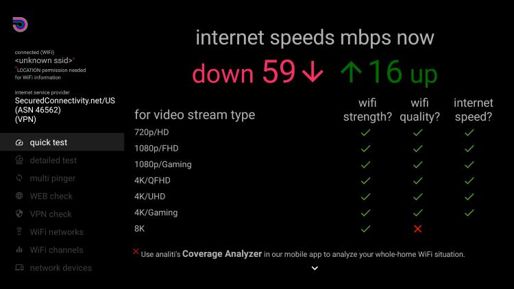 purevpn vs ipvanish speed