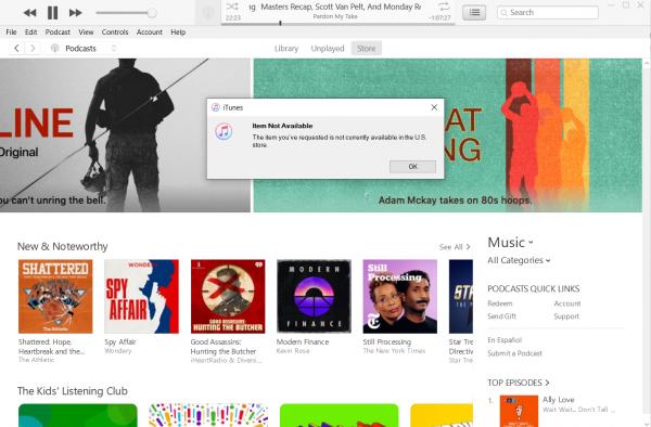 stringvpn apple app store