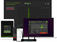 I am a huge UFC fan and have been using IPVanish to stream fights for years and it works extremely well.