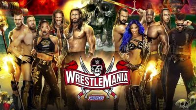 Watching WWE WrestleMania 37 with information on matches, times, predictions, and more.