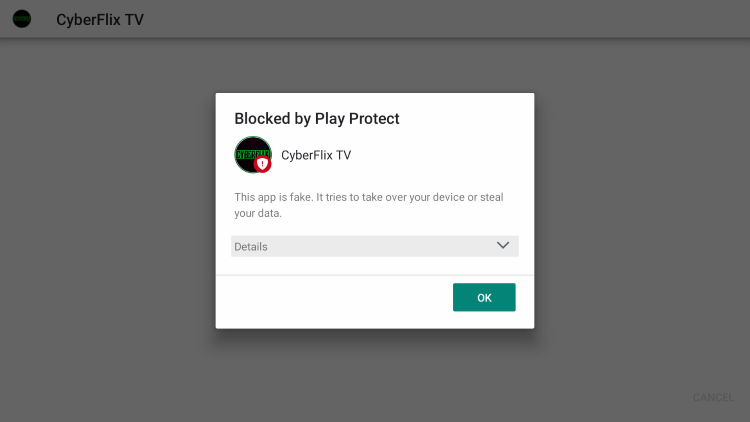 It appears there have been some recent updates to Google Play Protect, as more 3rd party applications are being flagged and even deleted by Google's security feature.