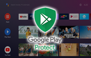 how to disable play protect