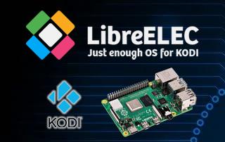 LibreELEC on Raspberry Pi