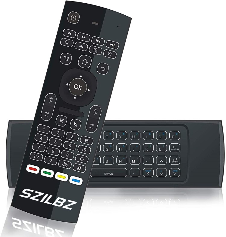LibreELEC Raspberry Pi Remote Control