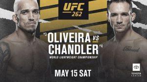 Oliveira vs Chandler - Details & Information