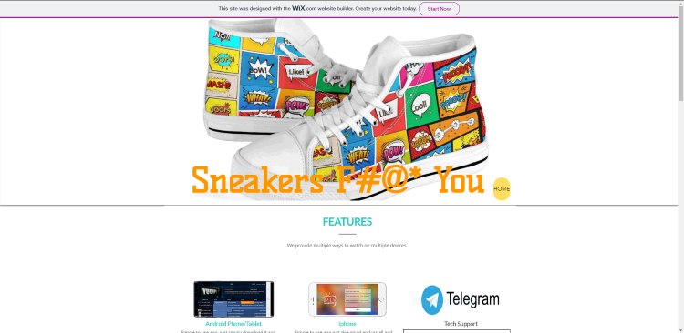 The Sneakers IPTV service provides over 6,000 live channels with many in HD quality.