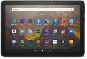 fire hd 10 tablet 2021 release