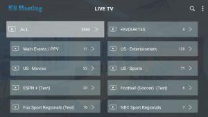 ks hosting channels