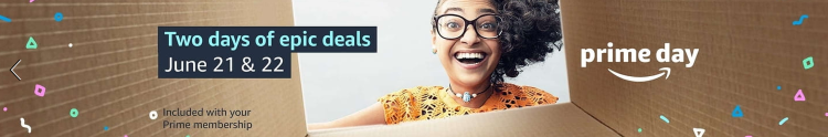 However, with Prime Day's arrival almost here, Prime members can expect hundreds of fabulous deals on just about everything.