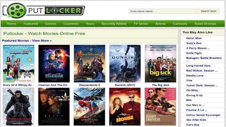 putlocker free movies